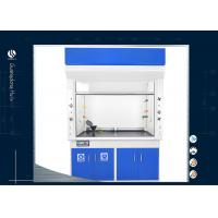 Wholesale Chemical Resistant Sterilization Ductless Fume Hood Fume Chamber Function from china suppliers