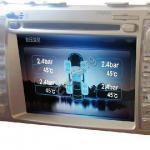 Wholesale Pressão Car DVD TPMS válvula do pneu da roda Sensor Sensores from china suppliers