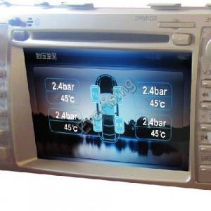 Wholesale Car TPMS Sensor Tire Pressure Sensor DVD GPS TPMS Valve Sensors Kit from china suppliers