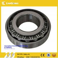Wholesale original Liugong  Loader Spare Parts , Conical Roller Bearing  23B0023 in black colour for sale from china suppliers