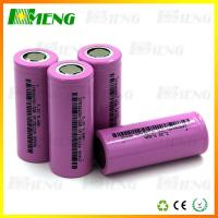 Wholesale Pink 3.2V Lifepo4 Lithium Rechargeable Battery IFR26650-30B Low Self Discharge from china suppliers