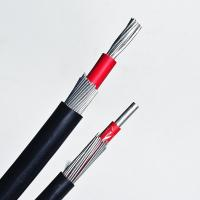 Wholesale 2 / 0 AWG Rf Flexible Coaxial Cable / Rg6 Coaxial Cable Aluminum Mesh Low Voltage from china suppliers