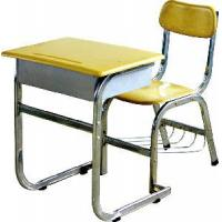 China Single School Desk and Chair (HT-95) on sale