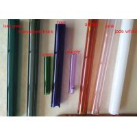 Wholesale Quality Colored Borosilicate 3.3 Glass Tubing Pyrex Glass Tubes from china suppliers