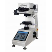 Wholesale 1kg Test Force Vickers Microhardness Tester with Built-in Printer , Micro Hardness Testers from china suppliers