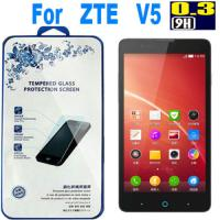 Wholesale hard scratch proof Premium Tempered Glass Screen Protectors For ZTE V5 from china suppliers