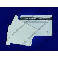 Wholesale Zebra card printer TPCC-TS-Z156 Cleaning Kit cleaning cards from china suppliers