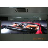 Quality High Brightness 1920X1080 LCD Broadcast Video Wall 5.3mm Multiple Signal Interface LG Panel for sale