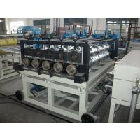 Buy cheap PC Plastic Roofing Tiles Extrusion Line For 2 - Layer Roofing Light Sheet from wholesalers