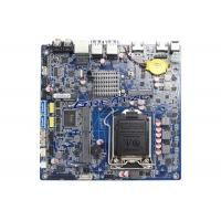 Buy cheap LGA1151 Mini Itx Industrial Motherboard For 4K , 4 COM Ports , Dual HDMI 4K Display from wholesalers