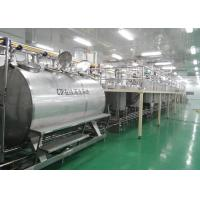 Quality CIP Cleaning System Clean In Place Equipment Tank Washer Sanitary Maintenance for sale