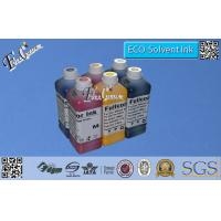 Wholesale 6 Color 1000ml Bottle Pigment Based  Eco-solvent Ink For Epson Stylus Photo 1400 Printer OEM from china suppliers
