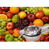 Buy cheap Commercial Kitchen Tools Manual Stainless Steel Lemon Squeezer Juicer from wholesalers