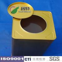 Wholesale Fly Paper Hot Melt Adhesive Glue , Yellow Semi Transparent Hot Glue Adhesive from china suppliers