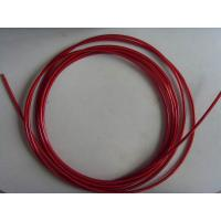 Buy cheap 316 T/S 1570Mpa Flexible PVC Coated Stainless Steel Wire Rope Dia 10mm 13mm 14mm from wholesalers