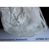 Wholesale 99% Anti Estrogen Steroids Powder Exemestane Aromasin CAS107868-30-4 from china suppliers