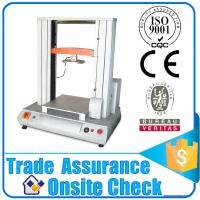 Wholesale Electronic Impact Testing Machine , Hardness Material Compression Foam Testing Equipment from china suppliers