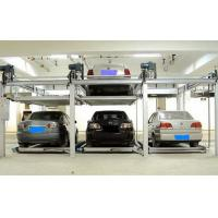 Wholesale 2 Levels Two Floors Full Automatic Computer Control Puzzle Vertical Car Parking System from china suppliers