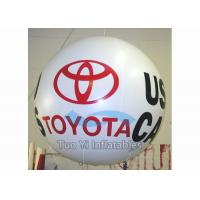 Wholesale Safety PVC Tarpaulin Inflatable Helium Balloon With Company Logo Waterproof from china suppliers