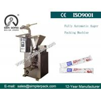 Wholesale Fully Automatic Auger Filler 5-500g Powder Packing Machine Made in China from china suppliers