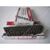 Wholesale Single Roller Chain 12B-1-5FT 80Links 1.85KG 40MN Material , Duplex Roller Chain from china suppliers