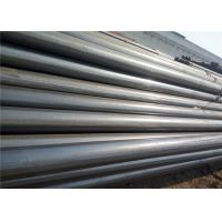 Wholesale Waterproof ASTM A53 Grade B Metal Steel Pipe , Schedule 40 Black Galvanized Pipe from china suppliers