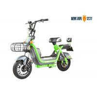 Wholesale 500W Smart Electric Bicycle With USB Chager  Disc Brake LED Headlight from china suppliers