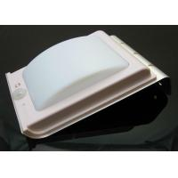 Wholesale Wireless 16 Led Solar Powered Motion Sensor Light 110 Lumen White from china suppliers
