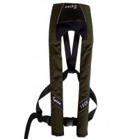 Buy cheap Automatic inflatable life jacket with 32kg air bottle from wholesalers
