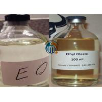 Wholesale Pharmaceutical Organic Solvents Ethyl Oleate / EO For Skin Care CAS 111-62-6 from china suppliers