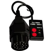 Wholesale SI Old BMW OBD2 Airbag Service Interval Reset Oil Service Led Reset Tool from china suppliers