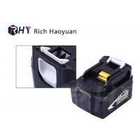 Quality 14.4V 4000mAh BL1440 Makita Tools Battery , Li-ion Cordless Drill Batteries Replacement Battery for sale