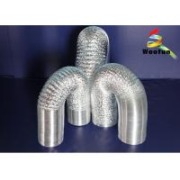 Wholesale Aluminium Flexible Ducting Heat Resistant Small Bending Radius from china suppliers