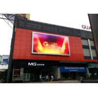 Wholesale Cheap price P6 P8 P10 outdoor full color  led display/ P6 led screen outdoor from china suppliers