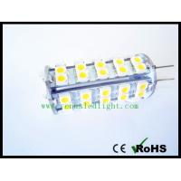 Wholesale 2x G4 3W 3 Watt 68 SMD 3528 LED Light Bulb 12V Cool White/Warm White from china suppliers