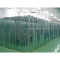 Wholesale Aluminum Alloy / Stainless Steel Clean Room Equipment PVC Softwall Clean Booth from china suppliers