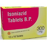 Wholesale Isoniazid 300 Mg Tablet Oral Administration , Bacteriostatic Drugs Medicine For Tuberculosis Prevention from china suppliers