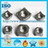 Wholesale Square welded nuts, Welded Nuts, Square weld nuts, Stainless steel welded nuts,Aluminum weld nut, Hexagon welded nuts from china suppliers