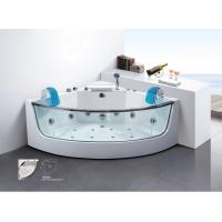 Wholesale Sanitary ware, Bathtubs, Jacuzzi, Massage bathtub,WHIRLPOOL HB8061 1380X1380X620 from china suppliers