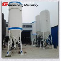 Wholesale Portable Carton Steel Dry Mortar Storag Mobile Cement Silo 22000L Volume from china suppliers