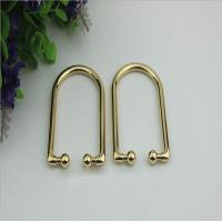 Buy cheap Factory supply cheap price inner size 35mm bigger metal open d ring for bag strap from wholesalers