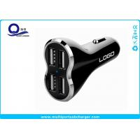 Wholesale BSCI Approved 12v 6.8A USB Car Charger With Multiple Usb Ports Universal Use from china suppliers