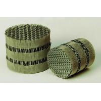 Wholesale Metal Woven Structured Packings,Metal Wire Gauze Packing,Tower Paddings from china suppliers