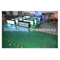 Wholesale Taxi LED Display P 5 SMD, Video Taxi Top LED Display with Customized Design from china suppliers