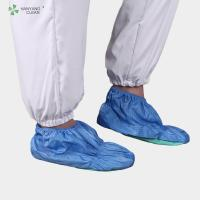 manufacturing cheap soft shoes cover for cleanroom with reasonable prices