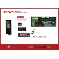 Buy cheap Green and Red color parking Guidance Led display from wholesalers