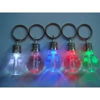Wholesale 8GB 16GB Customized Light Bulb Unique USB Flash Drive With LED Lighting from china suppliers