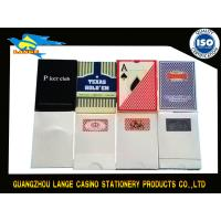 Wholesale Custom Printed Paper Playing Cards / Black Core Poker Games Cards OEM from china suppliers