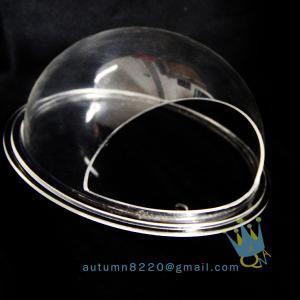 Simple love acrylic fish jar