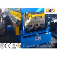Wholesale Metal Profile Floor Deck Roll Forming Machine with Panasonic PLC Control from china suppliers